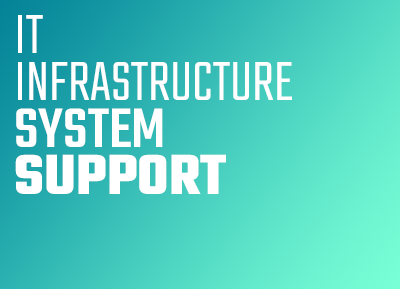 IT Infrastructure and System Support