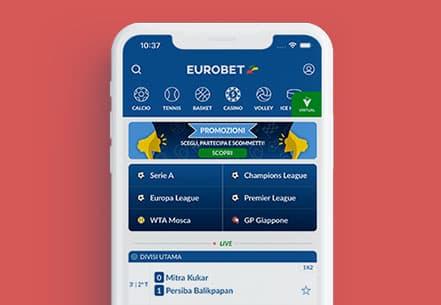 Eurobet poker app android
