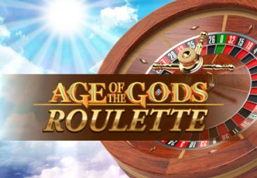 Age Of The Gods - Roulette
