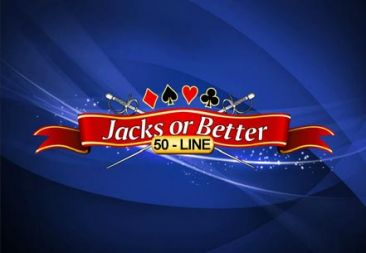Jacks or Better a 50 Linee