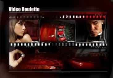 Roulette video online